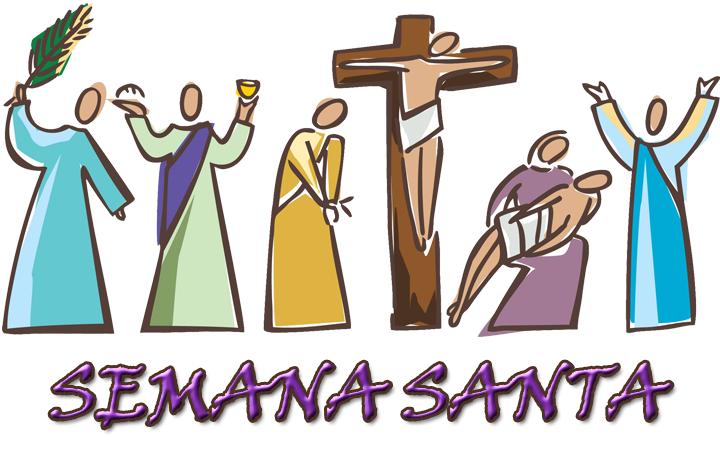 Semana Santa Imagenes Pascuas Pasión y Crucifixión de Cristo Dibujo