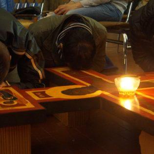 Comunidad de Taizé: oración fraterna