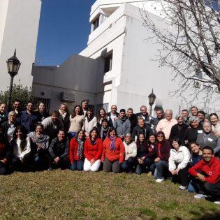 Primera semana de la Escuela de Acompañamiento Salesiano