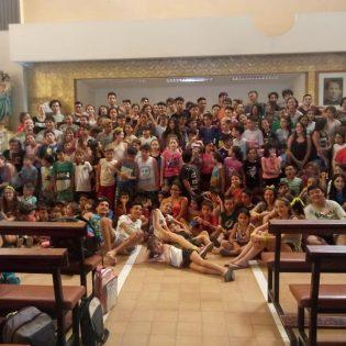 Voluntarios en Mendoza