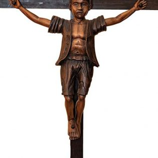 Los nuevos crucificados