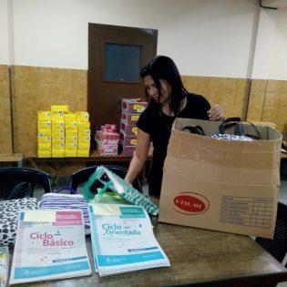 Ganas de aprender – Casa Oratorio, Santiago del Estero
