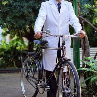 Zatti según Zatti: cómo impactó la vida del enfermero santo en el actor que protagonizó su película