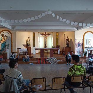 El esperado reencuentro en Río Tercero