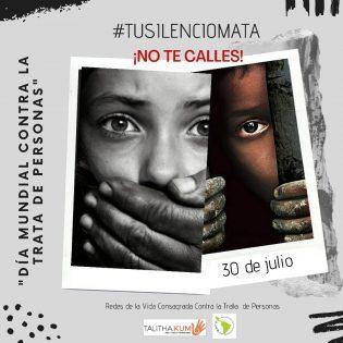 Juntos contra la trata de personas