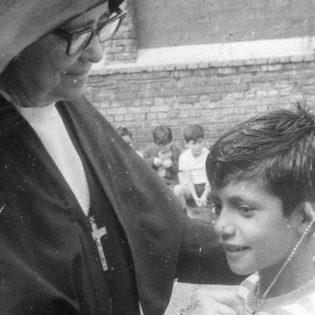 """Sor María Romero: """"Todo por mi Rey y mi Reina"""""""