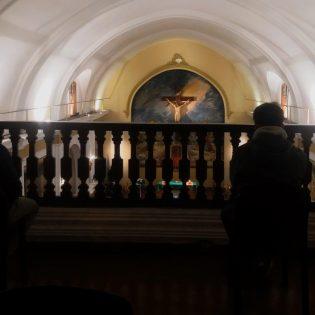 Eucaristía es el otro