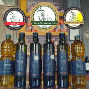 Aceite de oliva Don Bosco: entre los mejores del mundo