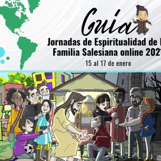 Jornadas de Espiritualidad de la Familia Salesiana: Cómo participar