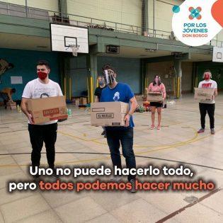 Por los jóvenes, por la educación y por la Argentina Salesiana