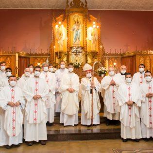 Ordenación sacerdotal de Fernando Lezcano: No cualquier agua calma la sed