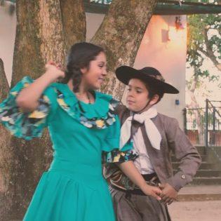 Jóvenes de Corrientes en el Festival Internacional Salesiano